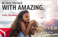 Save at universal orlando with delta vacations